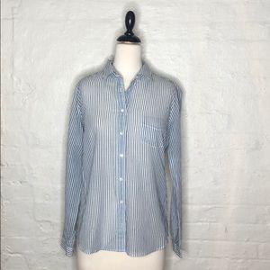 JCREW button down shirt - NWOT
